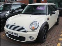 Mini Clubman One 1.6D 5dr Media Pack