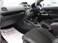 Volkswagen Scirocco 1.4 TSI 125 GT Nav 3dr