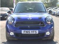 Mini Countryman Cooper S 2.0D 5dr Chili Pack Panro