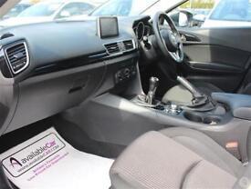 Mazda Mazda3 2.2d SE Nav 4dr
