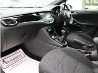 Vauxhall Astra 1.6 CDTi 136 SRi Nav 5dr 18in Alloy