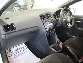 Volkswagen Polo 1.4 TSI ACT BlueGT 3dr Nav