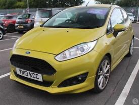 Ford Fiesta 1.0 E/B 125 Zetec S 3dr 17in Alloys