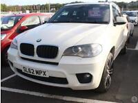 BMW X5 xDrive 30d 3.0 M Sport 5dr Auto Pro Media