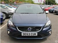 Volvo V40 1.6 D2 115 R DESIGN 5dr Winter Pack