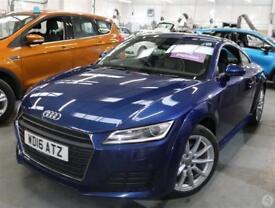 Audi TT Coupe 2.0 TDI 184 Sport 2dr