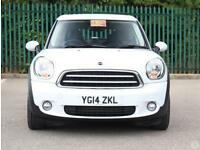 Mini Paceman Cooper 2.0D ALL4 3dr Auto Chili Pack