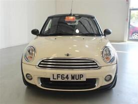 Mini One Convertible 1.6 2dr Pepper Pack