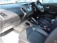 Hyundai IX35 2.0 CRDi Premium 5dr 4WD Leather