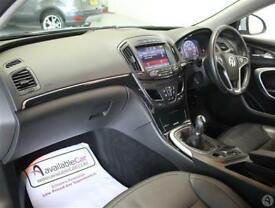 Vauxhall Insignia 2.0 CDTi 163 E/F Elite 5dr
