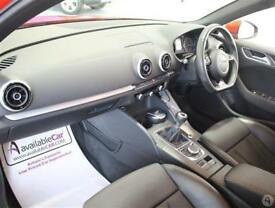 Audi A3 Sportback 1.6 TDI 110 S Line 5dr