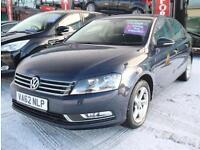 Volkswagen Passat 1.6 TDI 105 BMT S 4dr
