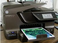 HP Officejet Pro 8600 Plus. eAll-in-One. (N911g). Print/scan/fax/copy/web.