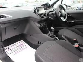 Peugeot 208 1.2 PureTech 82 Black Edition 3dr