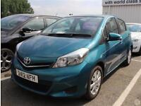 Toyota Yaris 1.0 VVT-i TR 5dr
