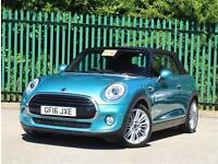 Mini Cooper Convertible 1.5D 2dr Chili Pack