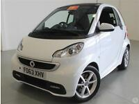 Smart Fortwo Coupe 1.0 Edition 21 2dr Auto