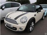 Mini Cooper Convertible 1.6 Chili Pack 2dr Auto