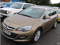 Vauxhall Astra Estate 2.0 CDTi 165 SE 5dr