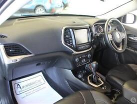 Jeep Cherokee 2.0 CRD 170 Limited 5dr 4WD