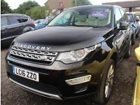 Land Rover Discovery Sport 2.0 TD4 HSE Luxury 7 Se