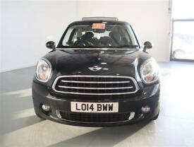 Mini Paceman Cooper 1.6 3dr Pepper Pack Pan Roof