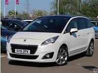 Peugeot 5008 1.6 HDi 115 Active 5dr Pan Roof