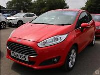 Ford Fiesta 1.25 Zetec 3dr City Pack 17in Alloy