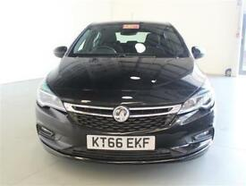 Vauxhall Astra 1.4T 150 SRi 5dr Auto