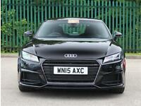 Audi TT Coupe 2.0 TFSI 230 S Line Tech Pack 19inAl