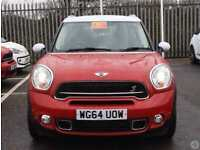 Mini Countryman Cooper S 2.0D 5dr Chili Pack