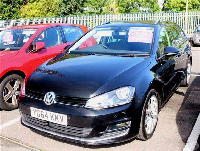 Volkswagen Golf Estate 2.0 TDI 150 GT 5dr Nav