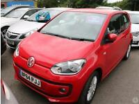 Volkswagen Up 1.0 High Up 3dr ASG
