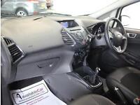 Ford Ecosport 1.0 E/B 125 Titanium 5dr 2WD 17in Al