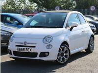Fiat 500C 0.9 TwinAir S 2dr 16in Alloys