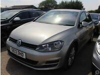 Volkswagen Golf 1.6 TDI 105 SE 5dr Sunroof