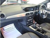 Mercedes Benz C C C250 2.1 CDI B/E AMG Sport 5dr