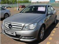 Mercedes Benz C C C180 1.6 B/E Executive SE 4dr