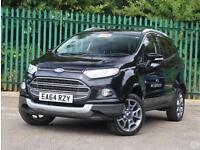Ford Ecosport 1.5 TDCi Titanium 5dr 2WD X Pack