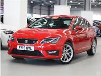Seat Leon Coupe 1.8 TSI FR 3dr Tech Pack 18in Allo