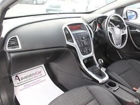 Vauxhall Astra GTC 1.4T 140 SRi 3dr 20in Alloys