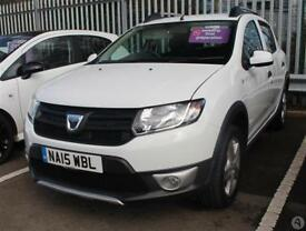 Dacia Sandero Stepway 1.5 dCi 90 Ambiance 5dr