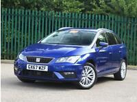 Seat Leon Estate 1.6 TDi SE Dynamic Technology DSG