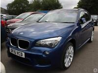 Bmw X1 xDrive 20d 2.0 M Sport 5dr 4WD 19in Alloys