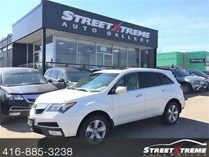 2013 Acura MDX Tech Pkg 7 SEATER, NAVI, BACKUPCAM, ACCIDENT FREE