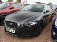 Jaguar XF 2.2d 200 R-Sport Black 4dr 20in Split Ri
