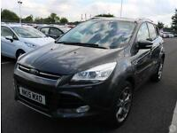 Ford Kuga 2.0 TDCi 150 Titanium X 5dr 2WD 19in All