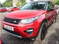 Land Rover Discovery Sport 2.2 SD4 190 HSE 5dr
