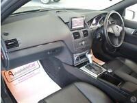 Mercedes Benz C C C220 2.1 CDI B/E Sport 4dr Auto Co