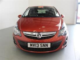 Vauxhall Corsa 1.4 100 SXi 3dr